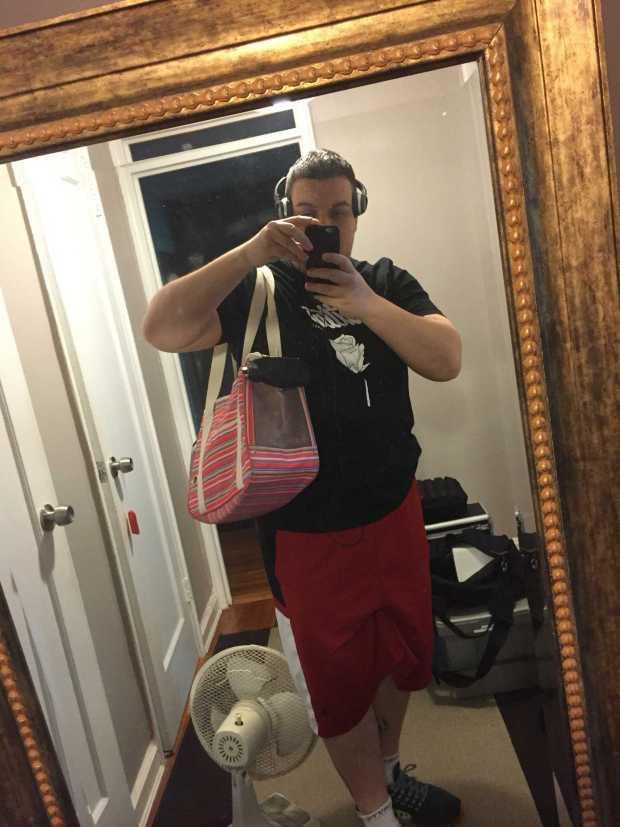 NYCTalking Pink Bag