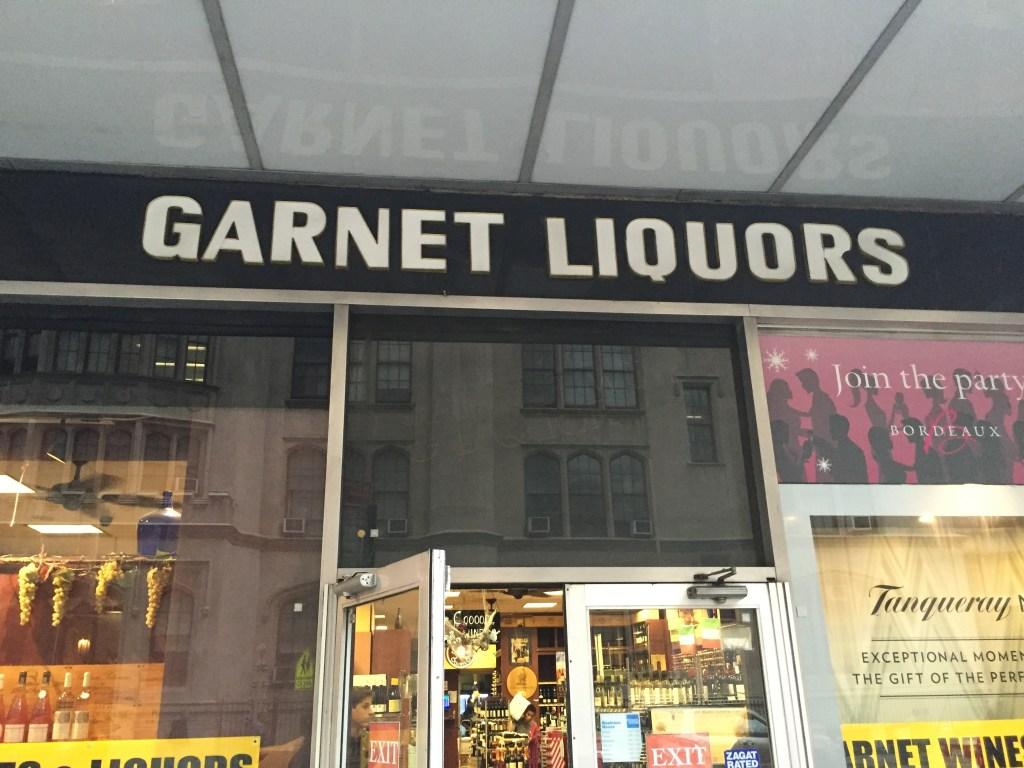 garnet wines & liquors b