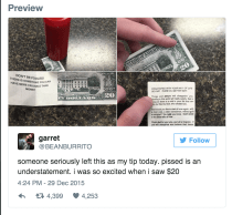 christian fake tip