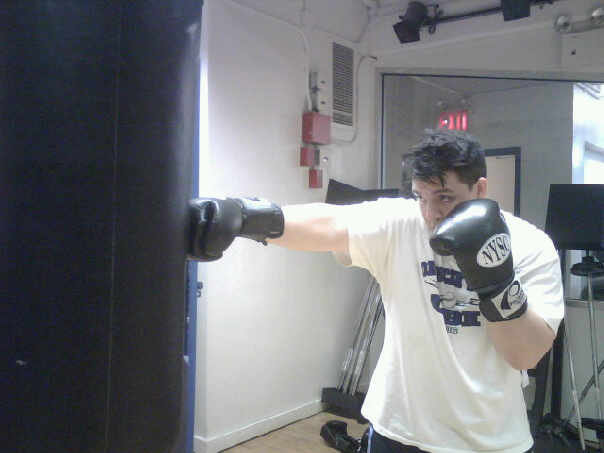 angelr nysc boxing