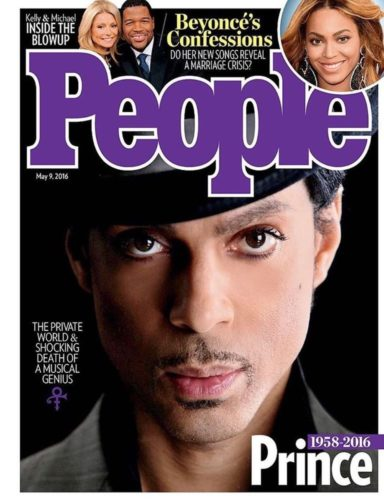 Did you get a random subscription to People Magazine?
