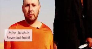 'IŞİD İkinci Gazetecinin de Başını Kesti'