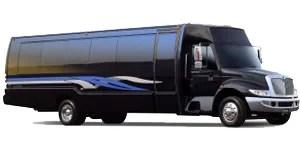 24 PASSENGER EXECUTIVE MINI COACH BUS