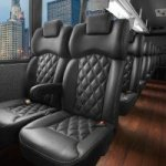 24 Passenger Mini Coach Bus