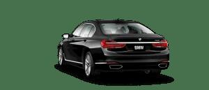 rent BMW 750i Luxury Sedan with a driver/chauffeur