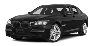 bmw 750i luxury Sedan