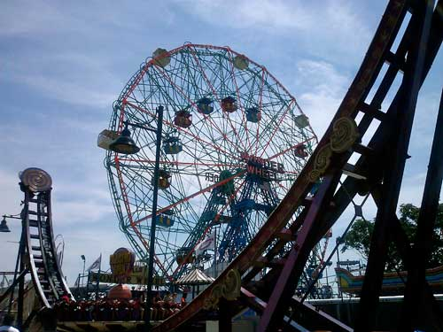 Luna-Park-Coney-Island-view-NY