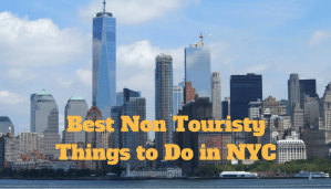 Best Non Touristy Things to Do in NYC