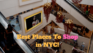 Best Places To Shop in NYC