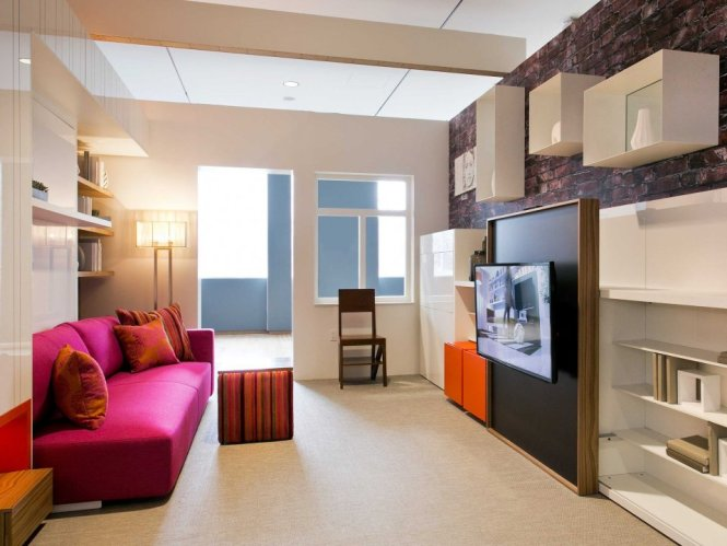 Nyc S Interior Design Plan For Small