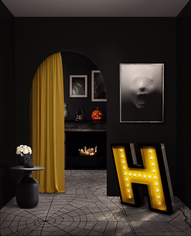 Halloween Home Decor Ideas That Will Surprise You New York Design Agenda