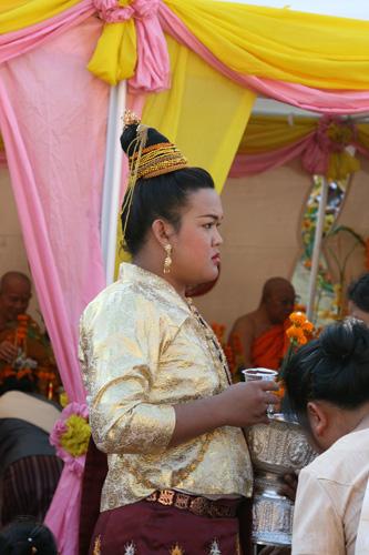 At Boun That Luang
