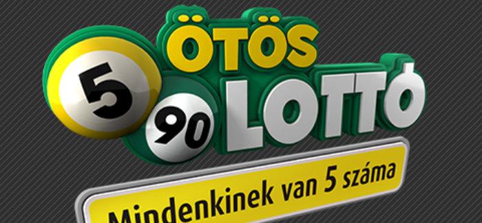 Az ötös lottó 2015. augusztus 22-ei nyerőszámai – 34. hét