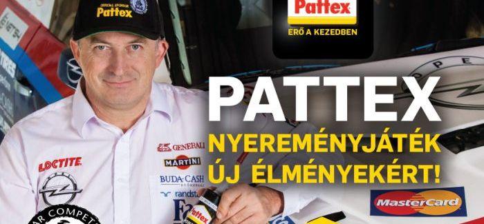 Pattex nyereményjáték: Nyerj új élményt