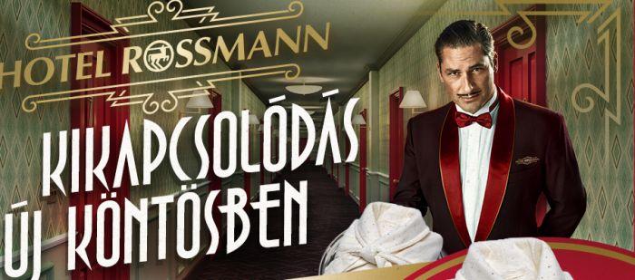 Hotel Rossmann – nyerj luxus pihenést