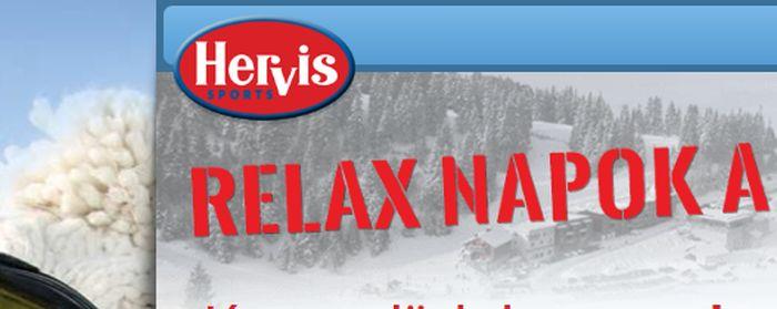 30784f6722f4 Hervis nyereményjáték - itt a Relax napok a Hervis-szel! – Ingyenes  nyereményjátékok, lottószámok, vetélkedők egy helyen