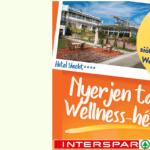 RAUCH nyereményjáték a SPAR és INTERSPAR üzleteiben! Játssz és nyerj tavaszi wellness-hétvégét.