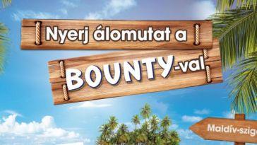 Bounty nyereményjáték - játssz az értékes nyereményekért