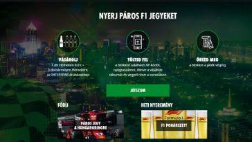 Heineken nyereményjáték - nyerj páros Forma-1 jegyet