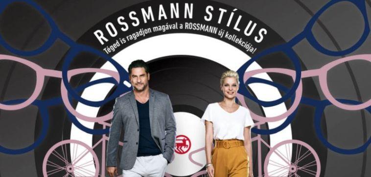 Rossmann nyereményjáték - zajlik a Rossmann stílus - a játék december 23-ig tart