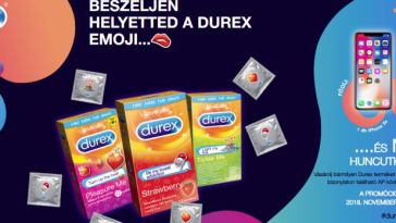 Durex nyereményjáték - nyerj iPhone XS-t