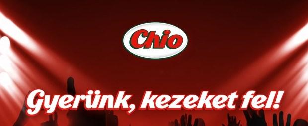 Chio Intense Chips nyereményjáték indul 2019 február elsején.