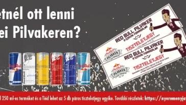 SPAR - Nyerj belépőt a Red Bull Pilvakerre: a játék március 10-ig tart