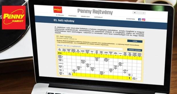 Penny rejtvény - megfejtések.