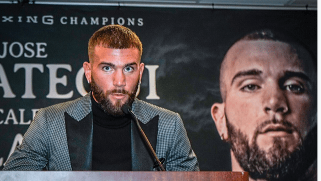 Caleb Plant has met and dealt successfully with a bunch of hardship in his life. It is possible that Fate is on his side, and that his will can bring him the W.