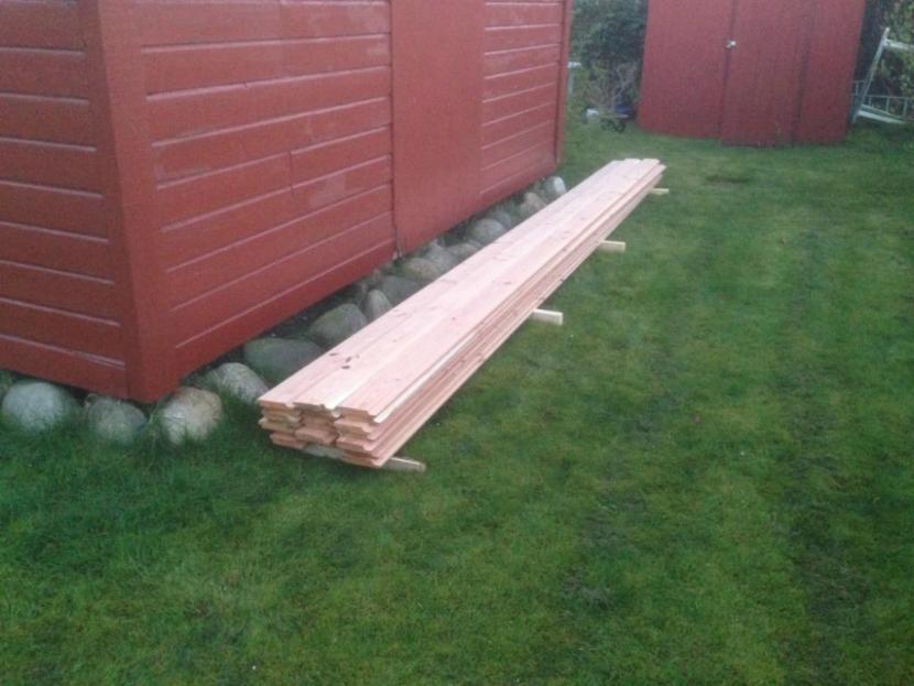 vandfalsprofil træbeklædning