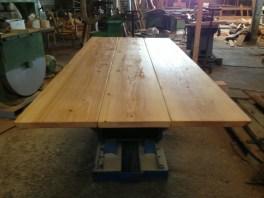 Egetræsplanker til plankeborde