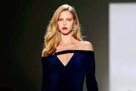 New York Fashion Week - Tadashi Shoji - Fall Winter 2018 2019