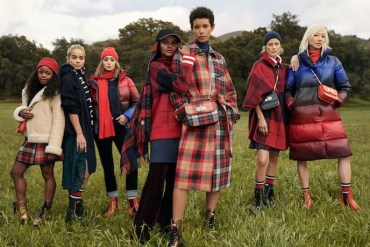 Tommy Hilfiger Campaign 1