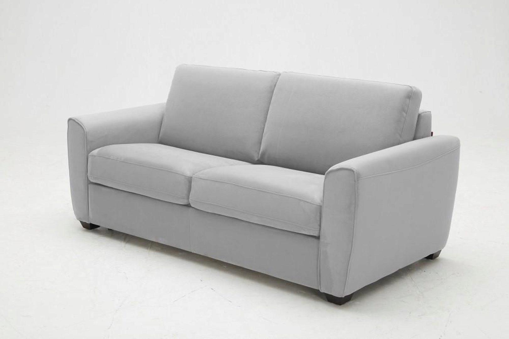 j m marin modern grey premium microfiber foam mattress sofa sleeper contemporary