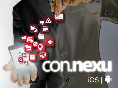 con.nexu app para microfinanzas