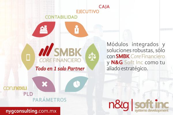 SMBK Software para gestión de uniones de crédito