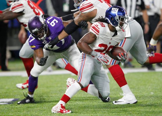 NY Giants Off Season: Personnel Moves