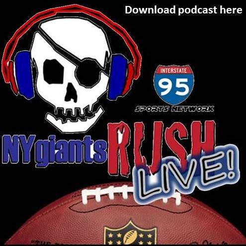 NY Giants Rush Live! Podcast