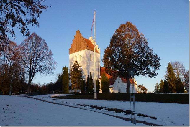 Snoldelev kirke