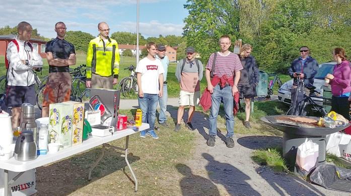 Stockholm Bike Open turingmachine tog hem segern I Baslägret 6