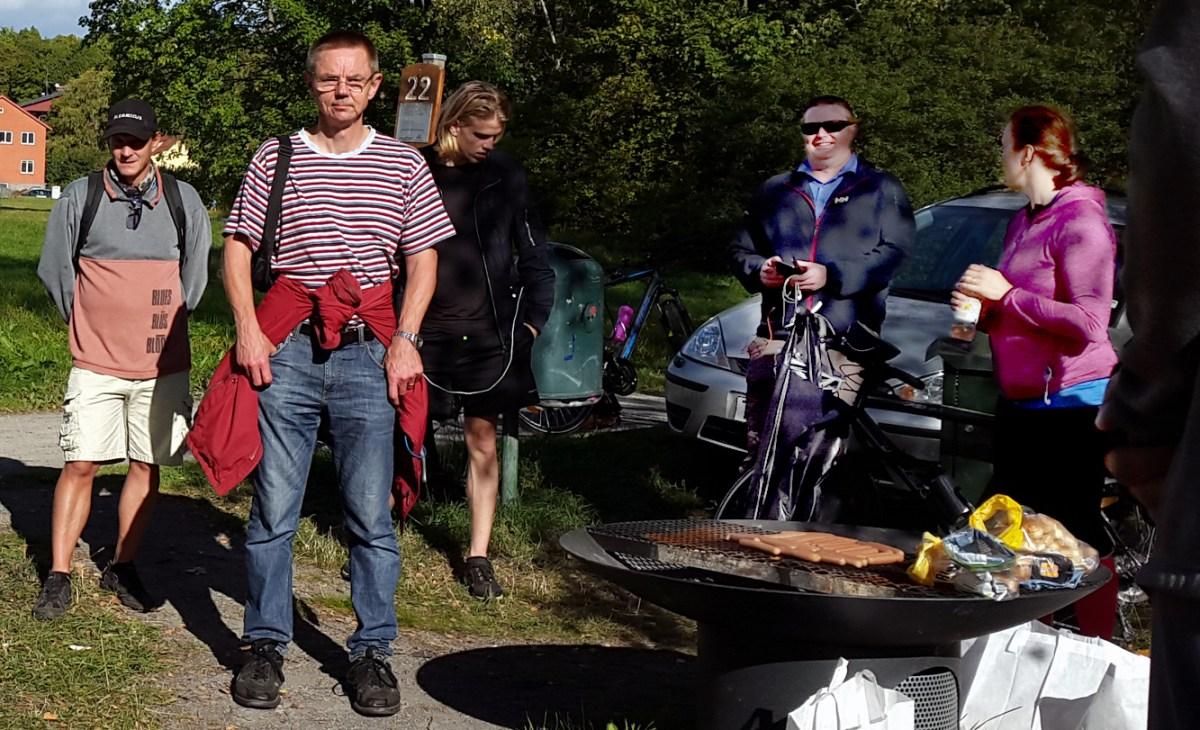 Stockholm Bike Open turingmachine tog hem segern I Baslägret 1