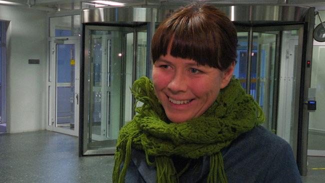 Vice statsminister och miljöminister Åsa Romson (Mp). Foto: Jakob Bergman / Nyheter Idag