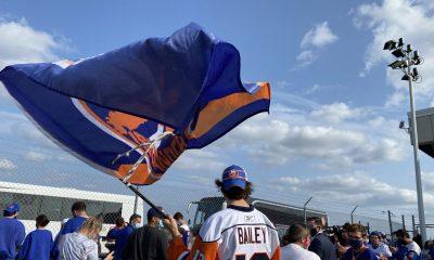 Islanders fans