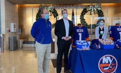 New York Islanders co-owner Jon Ledecky