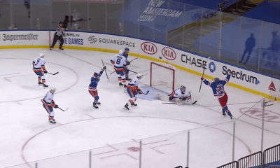 New York Islanders lose to New York Rangers