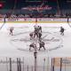 New York Islanders lineup against the Washington Capitals