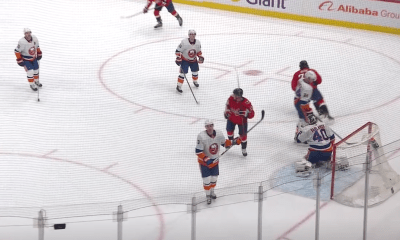 New York Islanders fall to the Capitals