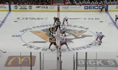 New York Islanders Pittsburgh Penguins