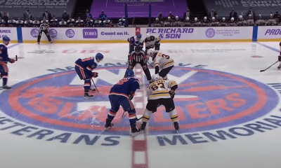 New York Islanders vs. Boston Bruins