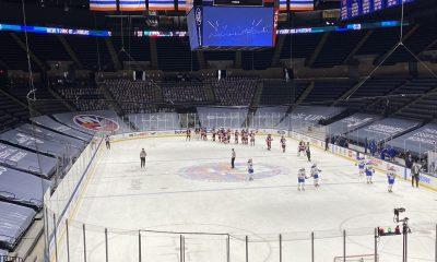 New York Islanders Win over Buffalo